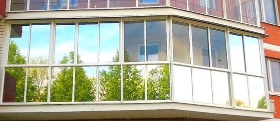 Тонировка пластиковых окон, лоджий.